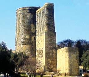 Девичья башня (Гыз Галасы)